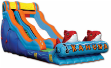 Big Kahuna Water slide Rentals Chicopee Massachusetts