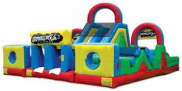 Party Rentals in Westfield Massachusetts Obstacle Course Rentals in Springfield MA